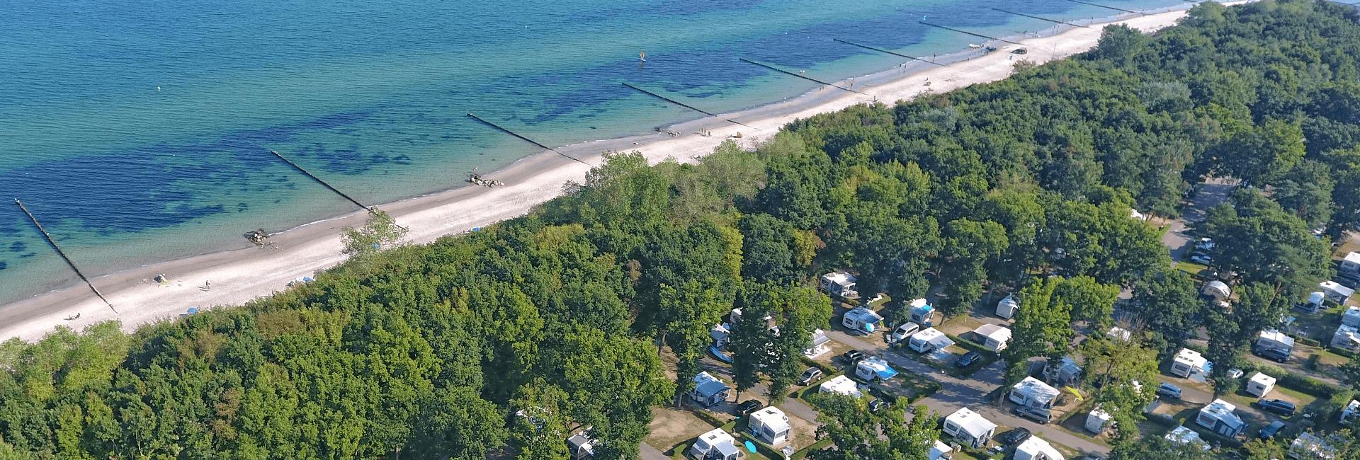 Camping Kuhlungsborn Auf Dem Luxus Campingplatz Ostsee Fur Familien